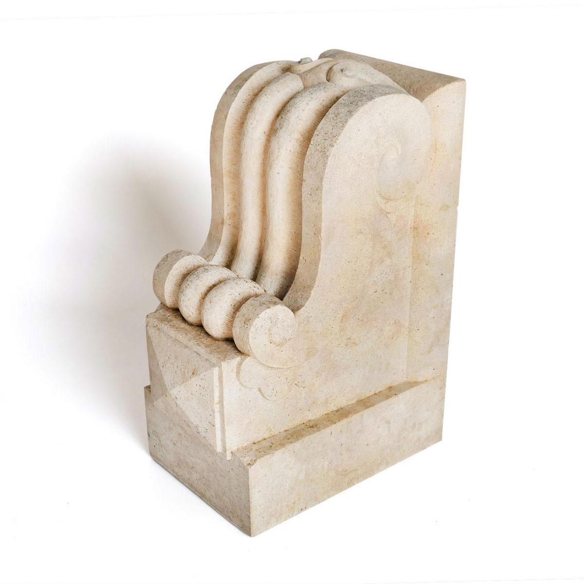 colonna web pietra