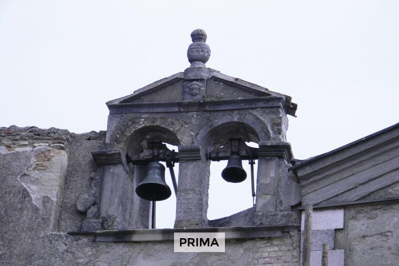 Restauro campanile