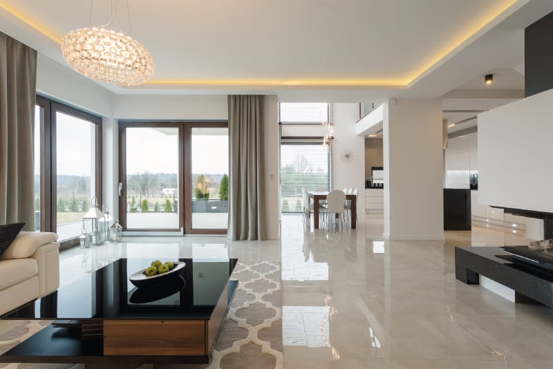 Rivestimenti e pavimentazioni in marmo e pietra per for Arredamento della casa con la a