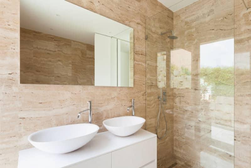 Rivestimenti e pavimentazioni in marmo e pietra per for Vari stili di arredamento