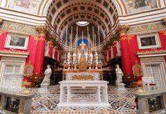 Rotonda di Mosta arte sacra