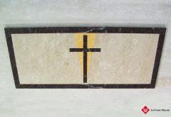 Pavimento in pietra per Cappella