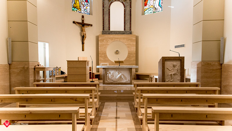 Holy art and church furnitures arredamento per chiesa