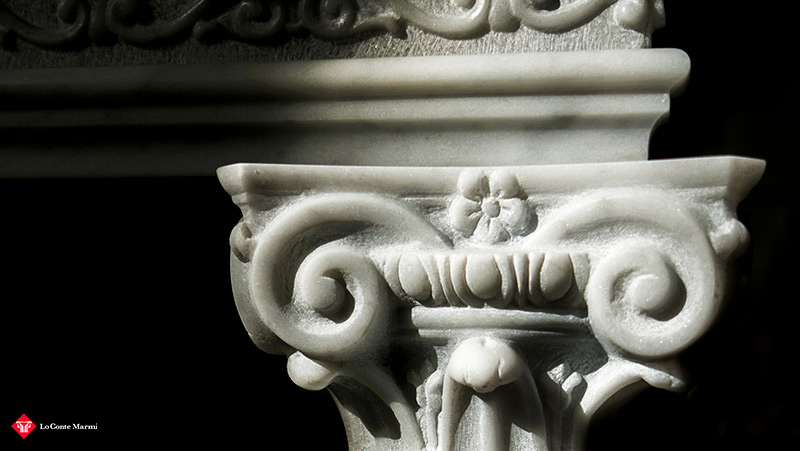 holy art column capital