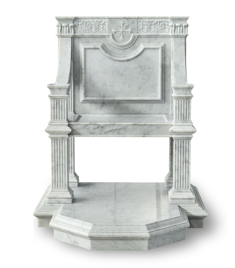 Priest chair
