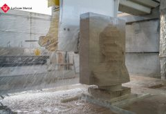 scultura in pietra scanderbeg