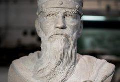 giorgio castriota skanderbeg mezzo busto