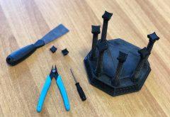 3D print sacred art